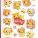 Q-Lia Puppies Glittery Sticker Sheet
