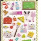 Korean Stationery School Supplies Mini Sticker Sheet