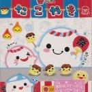 Q-Lia Ghost Takoyaki Mini Memo Pad
