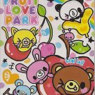 Q-Lia Fruit Love Park Mini Memo Pad