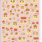 Kamio Pudding/Flan Family Sticker Sheet