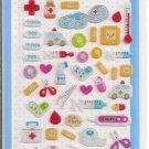 Korean Sticker World Medical Supplies Sticker Sheet