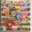 Pool Cool Bear's Friends Sticker Sack