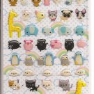 Crux Kawaii Animals Sticker Sheet