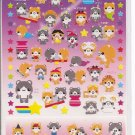 Kamio Horoscope Animals Sticker Sheet