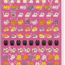 Crux Mini Cats Pink Sticker Sheet