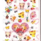 Crux Happy Melody Miu Sparkly Sticker Sheet