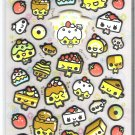 Crux Smiling Cakes and Sweets Puffy Sticker Sheet