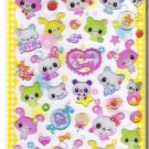 Q-Lia Magical Candy Hard Epoxy Sticker Sheet