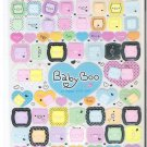 San-X Colorful Baby Boo Sticker Sheet