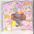 Mind Wave Dreamy Prism Purple Sticker Sack