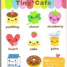 Q-Lia Tiny Cafe Friends Mini Memo Pad