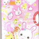 Crux Rabi and Squirrel Good Fortune Mini Memo Booklet