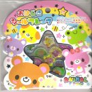 Kamio Animal Life 3D Sticker Sack