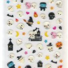 Kamio Ghost Paradise and Haunted Houses Sticker Sheet