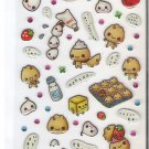 Preco Cream Guy with Eggs Sticker Sheet