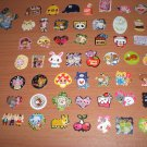 Kawaii Sticker Flakes Lot A