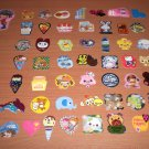 Kawaii Sticker Flakes Lot E