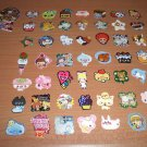Kawaii Sticker Flakes Lot G