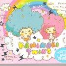 Kamio Kaminari Twins Mini Memo Pad