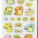 Sanrio Pom Pom Purin Pancakes and Friends Sticker Sheet