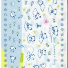 Mind Wave One Summer Day Pandas and Beach Fun Sticker Sheet