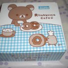 San-X Rilakkuma Cafe Joshin Tea Coffee Cups