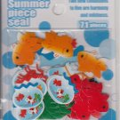 Mind Wave Goldfish Bowl Sticker Sack
