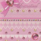 Kamio Dramatical Girly Pink Memo Pad