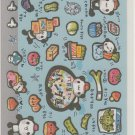 Mind Wave Panda Supermarket Sticker Sheet