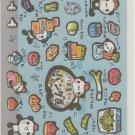 Mind Wave Panda Supermarket Sticker Sheet