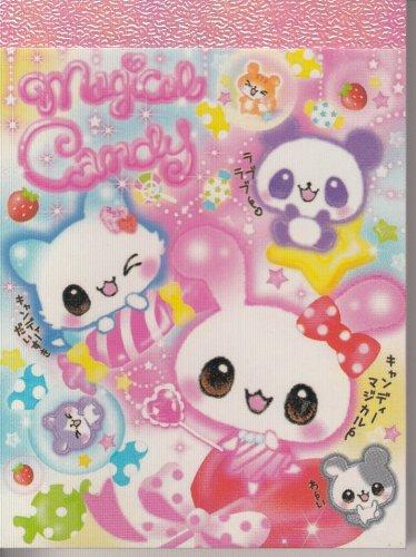 Q-Lia Magical Candy Mini Memo Pad
