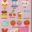 Q-Lia Tiny Cafe Pink #2 Mini Memo Pad
