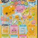Crux Orange Juice Friends Origami Memo Pad