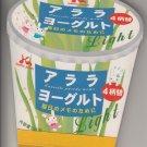 Kamio Kawaii Animals Cup Foods Diecut Memo Pad