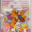 Mind Wave Ice Cream Desserts Summer Sticker Sack