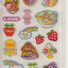 Lemon Co. Kiragin Colorful Animal World Mini Sticker Sheet