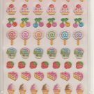 Lemon Co. Bunnies, Sweets, and Desserts  Mini Sticker Sheet