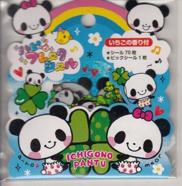 Pool Cool Ichigono Pantu Pandas Sticker Sack