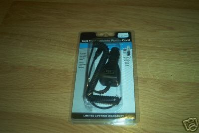 Cell Phone Mobile Power Cord