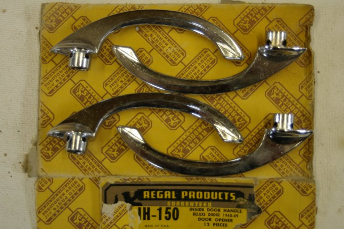 1940 49 Deluxe DODGE Inside Handle Door (4) Regal IH150