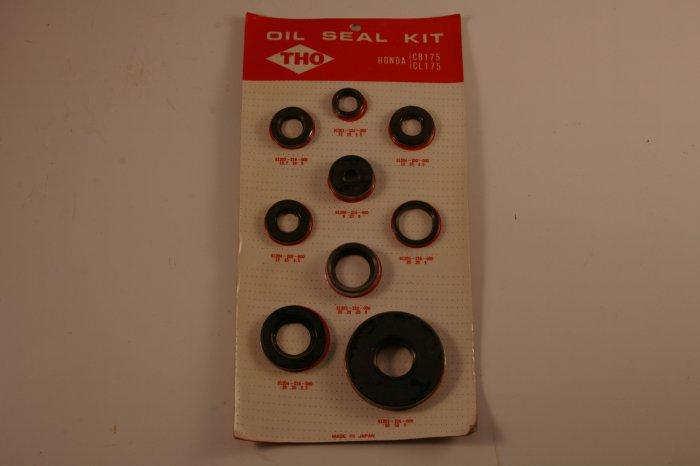 HONDA PARTS Engine Oil Seal Kit CB175 CL175 CB160 CL160