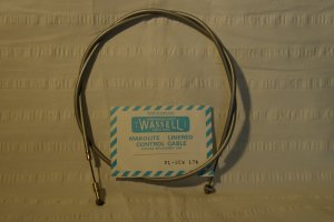 WASSELL Makolite Linered Control Cable PT# ML-WEW-176