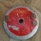 BSA C15 C 15 250 Brake plate w/ stay BSA part # 40-6041