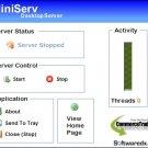 MiniServ Website Server Software