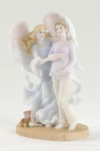 "6"" Awaiting A Miracle Angel - 78829"
