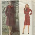 Vogue American Designer Kaspar Sewing Pattern Coat & Dress #2559 Size 16