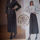Ralph Lauren Jacket, Skirt, Bouse Vogue Sewing Pattern 1477