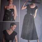 Vogue Sewing Pattern 1909 Ralph Lauren Top, Skirt