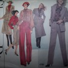 Vogue Paris Original Christian Dior Sewing Pattern 1760 Jacket, Blouse, Pants & Skirt  Size 12